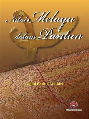 cover image of Nilai Melayu dalam Pantun