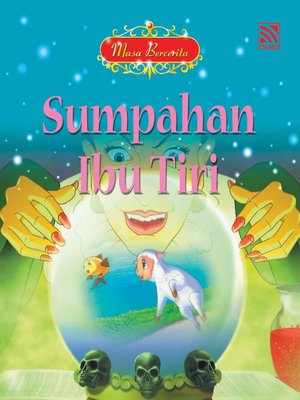 cover image of Sumpahan Ibu Tiri