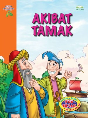 cover image of Akibat Tamak