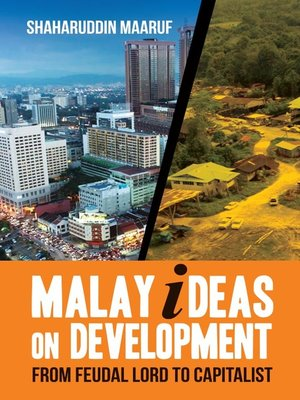 cover image of Malay Ideas on Development