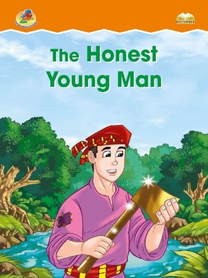 cover image of The Honest Young Man
