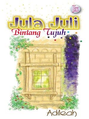 cover image of Jula Juli Bintang Tujuh