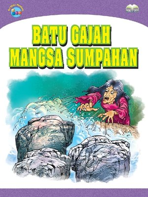 cover image of Batu Gajah Mangsa Sumpahan