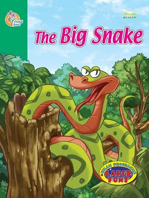cover image of The Big Snake