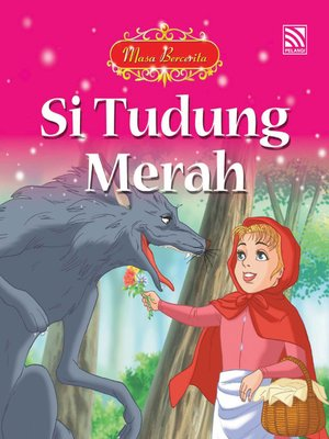 cover image of Si Tudung Merah