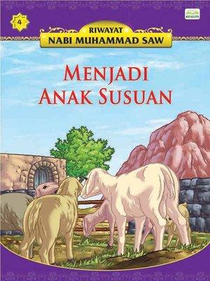 cover image of MenjadiAnakSusuan