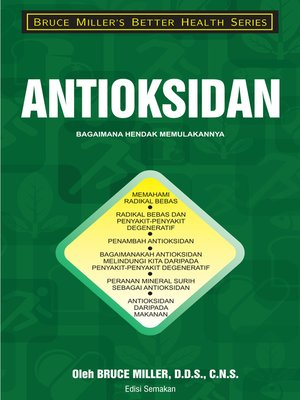 cover image of Antioxidan