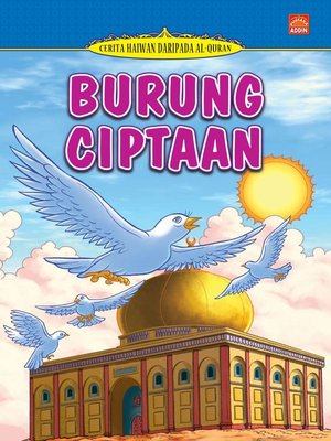 cover image of Burung Ciptaan