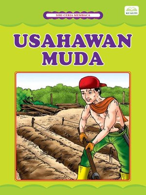 cover image of Usahawan Muda