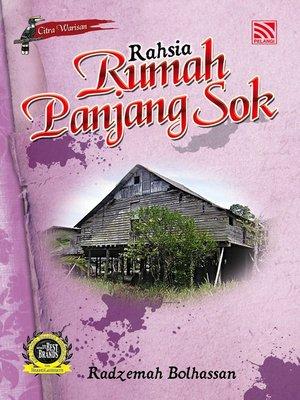 cover image of Rahsia Rumah Panjang Sok