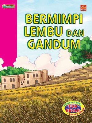 cover image of Bermimpi Lembu Dan Gandum