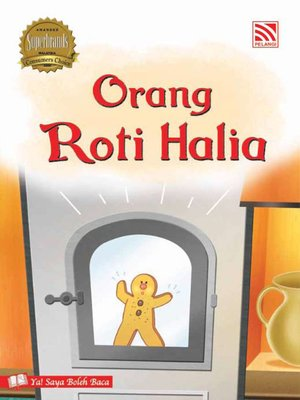 cover image of Orang Roti Halia