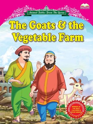 cover image of The Goats & The Vegetable Farm