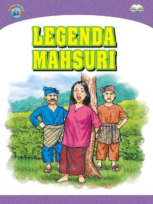 cover image of Lagenda Mahsuri