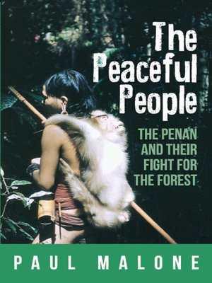 cover image of The Peaceful People
