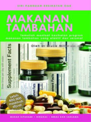 cover image of Makanan Tambahan