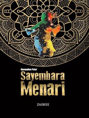 cover image of Kumpulan Puisi SAYEMBARA MENARI