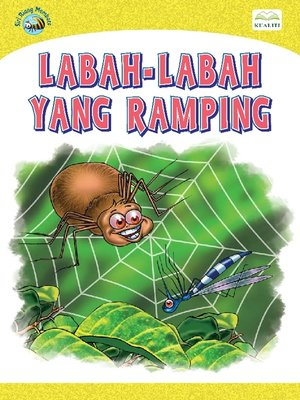 cover image of Labah-Labah Yang Ramping