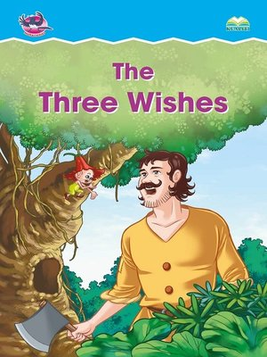 cover image of The Three Wishes