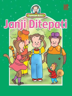 cover image of Janji Ditepati