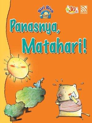 cover image of Panasnya Matahari!