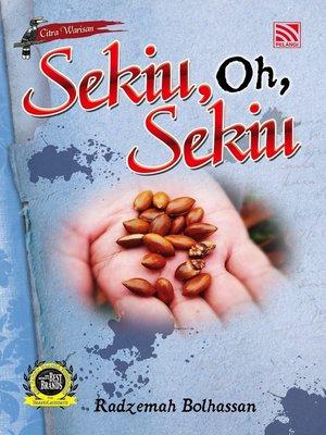 cover image of Sekiu, Oh, Sekiu