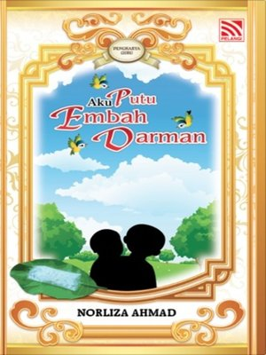 cover image of Aku Putu Embah Darman