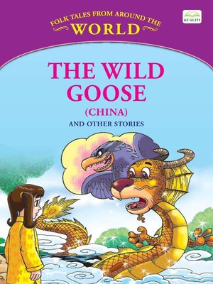cover image of The Wild Goose (China) and Other Stories
