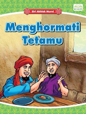 cover image of Menghormati Tetamu