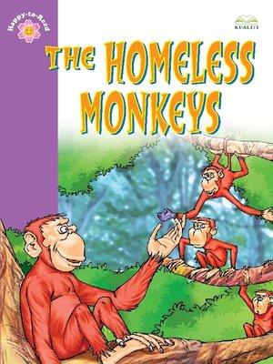 cover image of The Homeless Monkeys