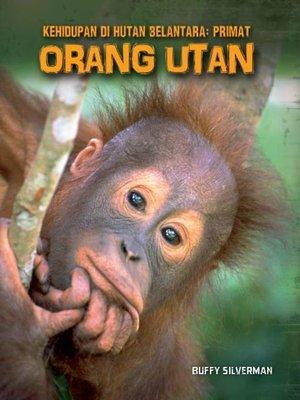 cover image of Kehidupan di Hutan Belantara: Primat - ORANG UTAN