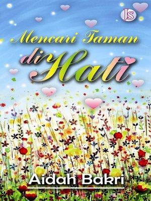 cover image of Mencari Taman di Hati