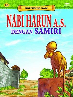 cover image of NabiHaruna.s.denganSamiri