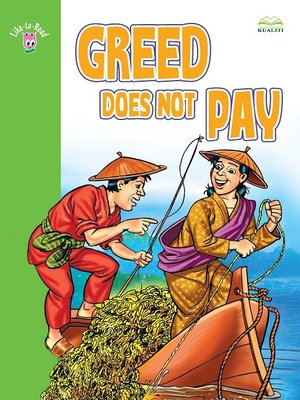 cover image of Greed Does Not Pay