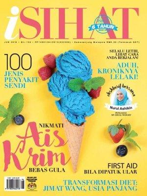 cover image of iSihat, Jun 2016