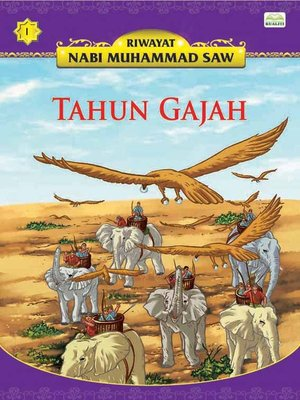 cover image of Tahun Gajah