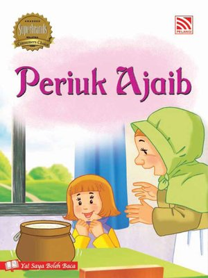 cover image of Periuk Ajaib