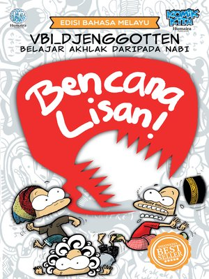 cover image of Bencana Lisan!