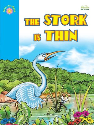 cover image of The Stork Is Thin
