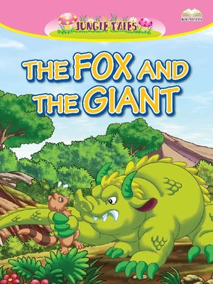 cover image of The Fox And The Giant