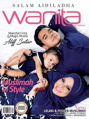 cover image of Wanita, September 2016