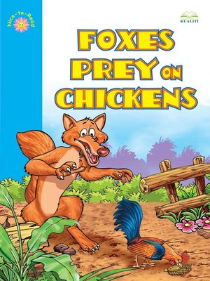 cover image of Foxes Prey On Chickens
