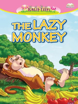 cover image of The Lazy Monkey