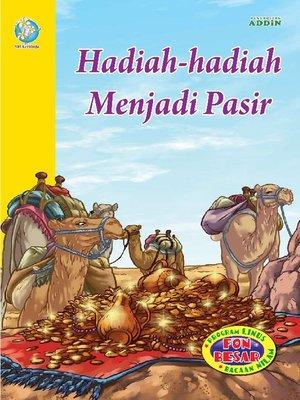 cover image of Hadiah-hadiah Menjadi Pasir