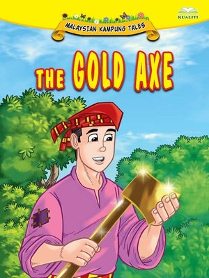 cover image of The Gold Axe