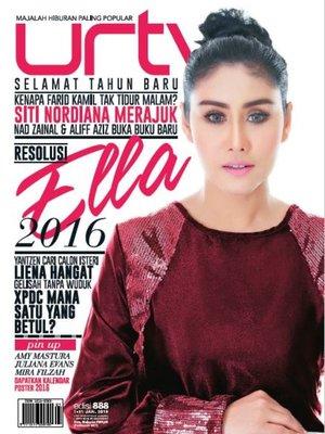 cover image of URTV, Januari 2016