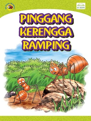 cover image of Pinggang Kerengga Ramping