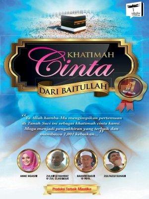 cover image of Khatimah Cinta