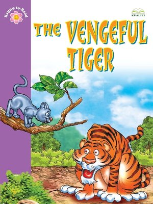 cover image of The Vengeful Tiger
