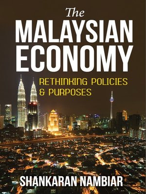 cover image of The Malaysian Economy
